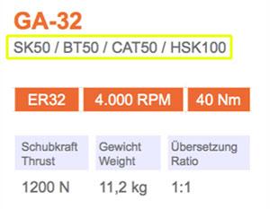 Angle-Head-GA-32-SK50-Gisstec-g1
