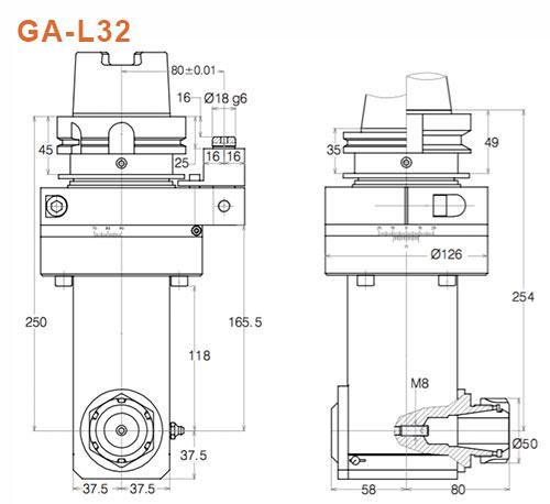 Angle-Head-GA-L32-SK50-Gisstec-g2