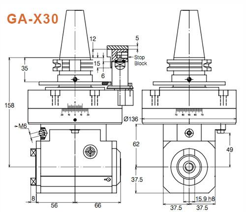 Angle-Head-GA-X30-Gisstec-g2