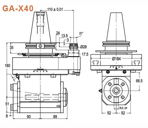 Angle-Head-GA-X40-Gisstec-g2