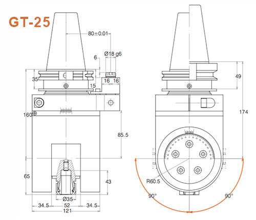 Angle-Head-GT-25-SK50-Gisstec-g2