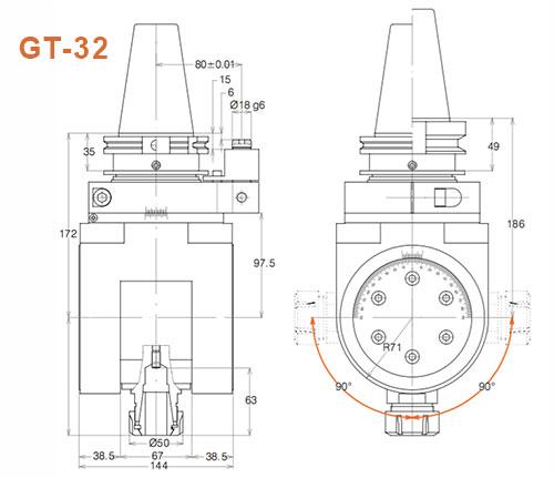 Angle-Head-GT-32-Gisstec-g2